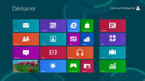 Tablette PC - Windows 8